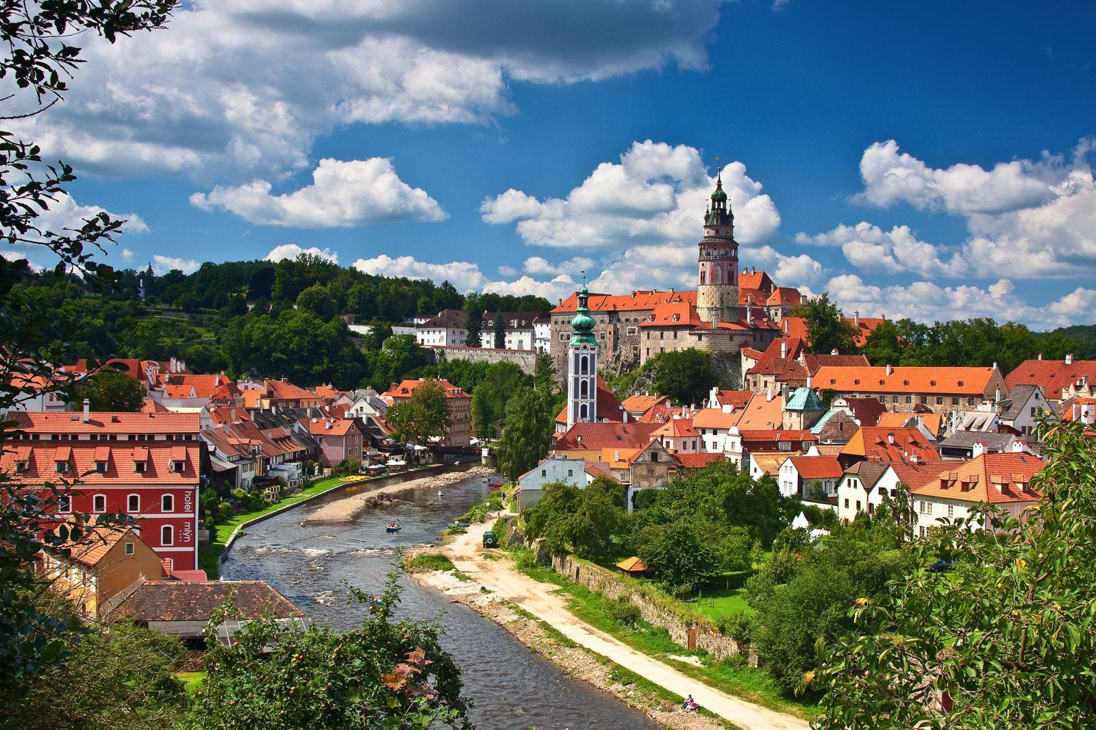 Private tours Prague - Prague River Tour 1