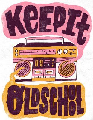 KeepItOldSchool